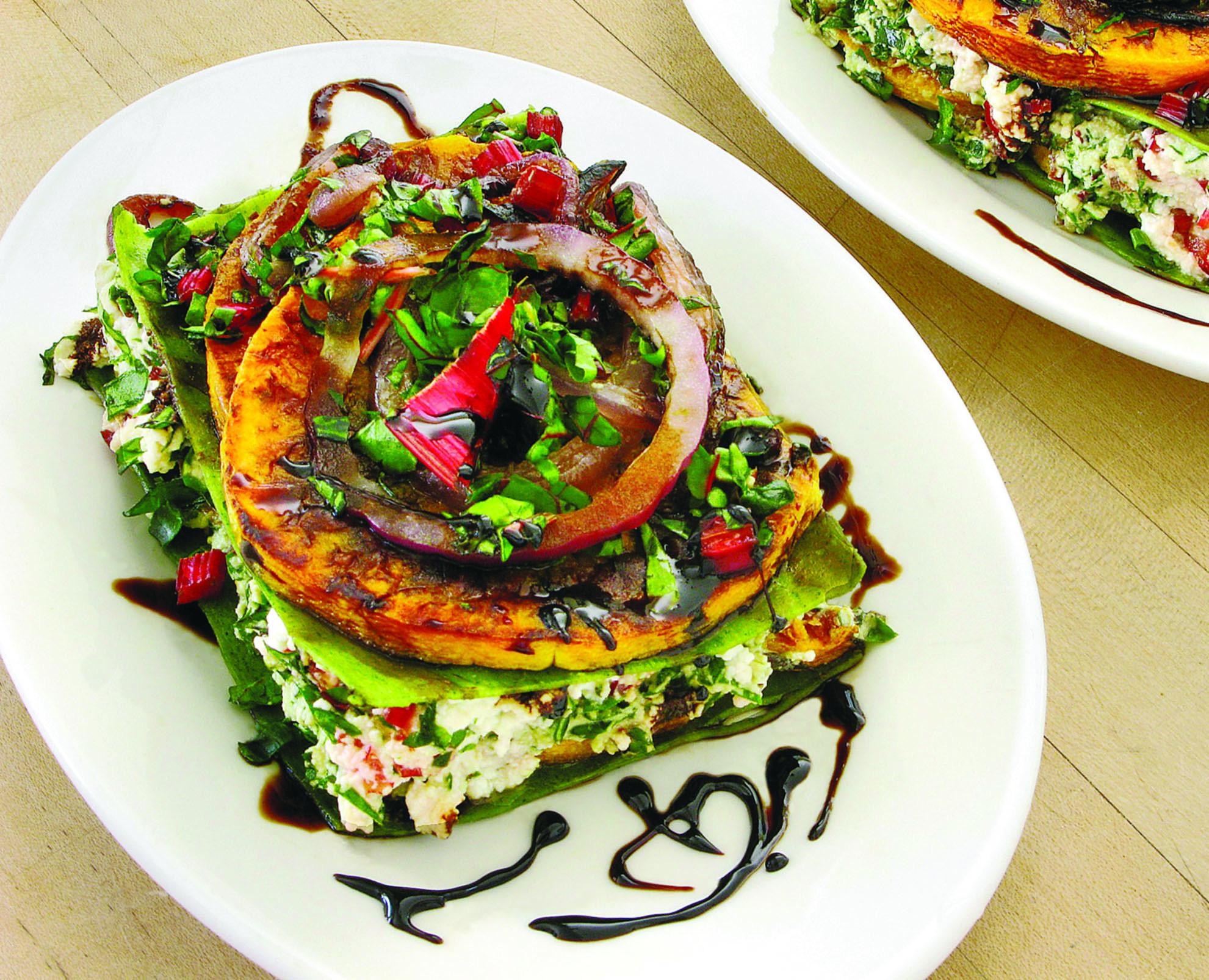 Fall Vegetarian Recipes  Ve arian Recipe Mollie Katzen s Autumn Ve able