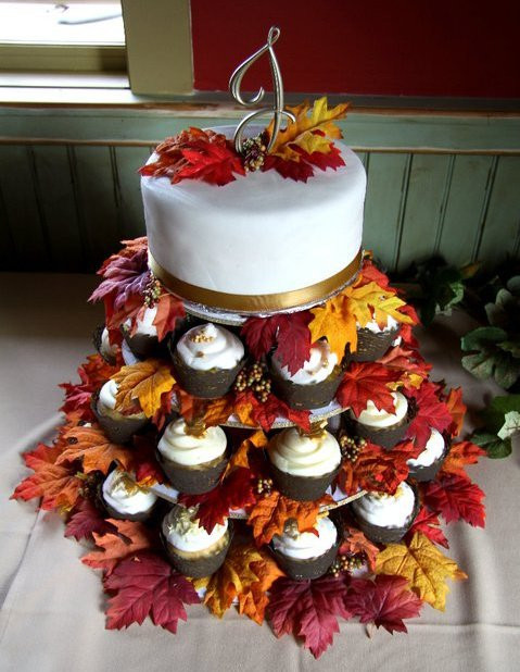 Fall Wedding Cakes Ideas  The Cultural Dish Recent Cakes