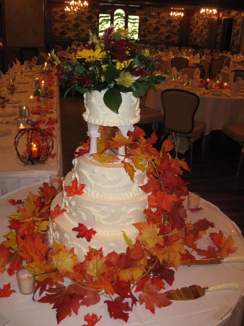 Fall Wedding Cakes Ideas  Wedding Ideas For Fall