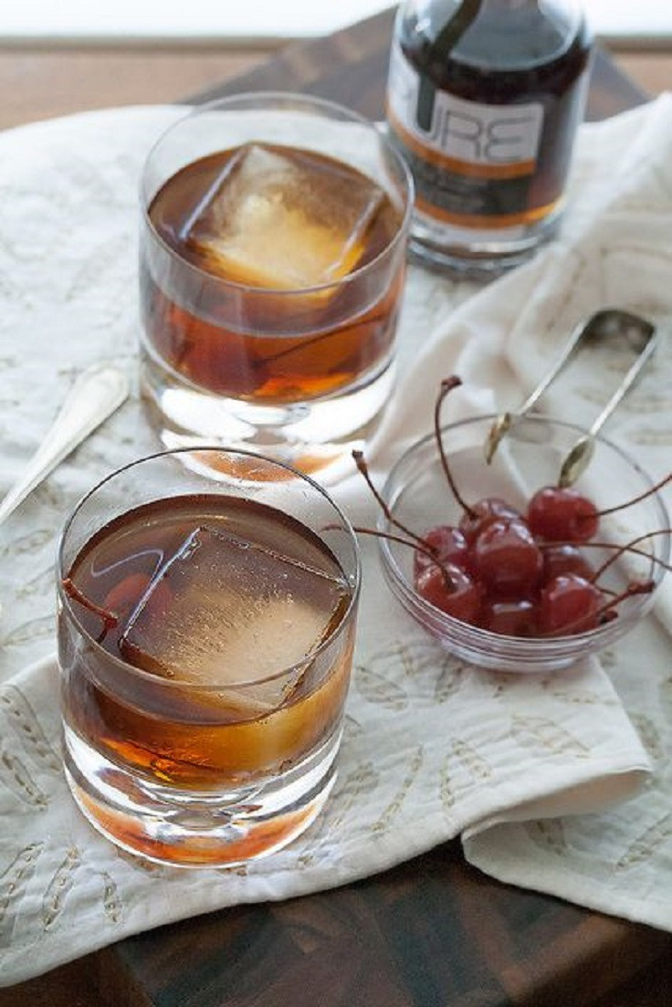 Fall Whiskey Drinks  7 Fall Whiskey Cocktails to Lift Your Mood Up Immeditely
