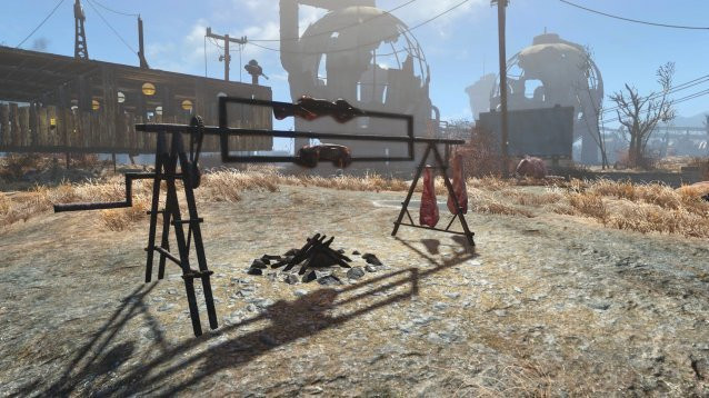 Fallout 4 Squirrel Stew  Fallout 4 Guide Cooking 101 Finding Recipes and More