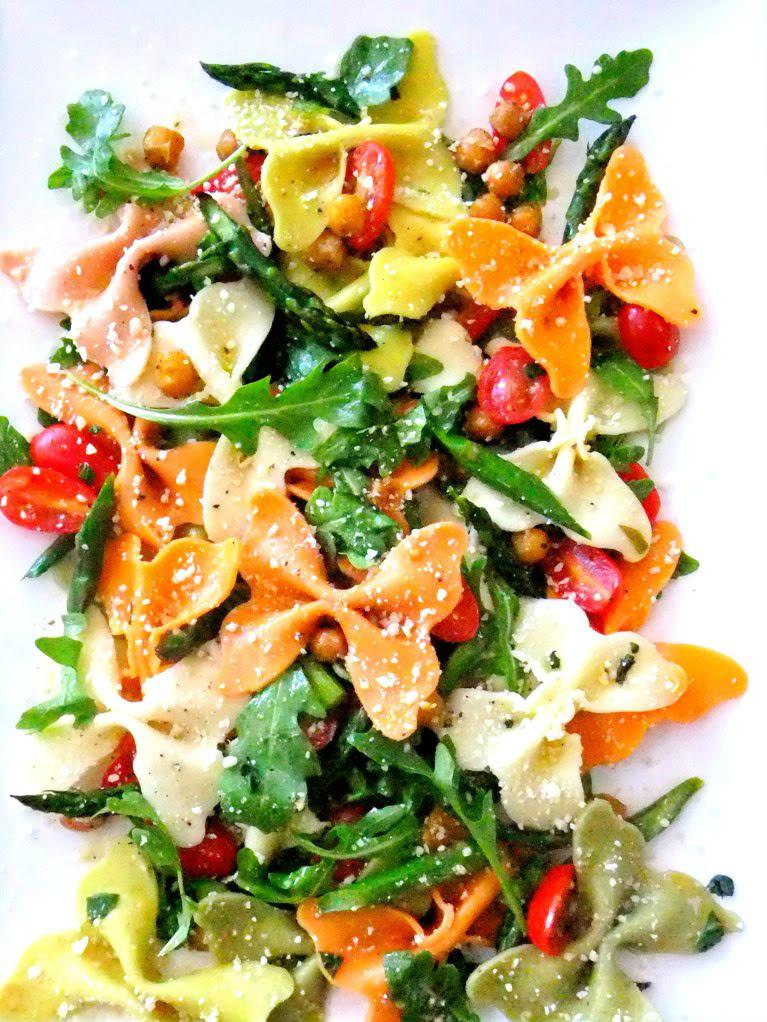 Farfalle Pasta Salad  Farfalle Pasta Salad to Wel e in Spring Proud Italian Cook