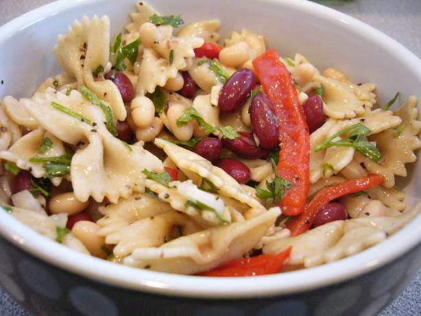Farfalle Pasta Salad Recipes  Mediterranean Farfalle Bow Tie Pasta Salad Recipe Food