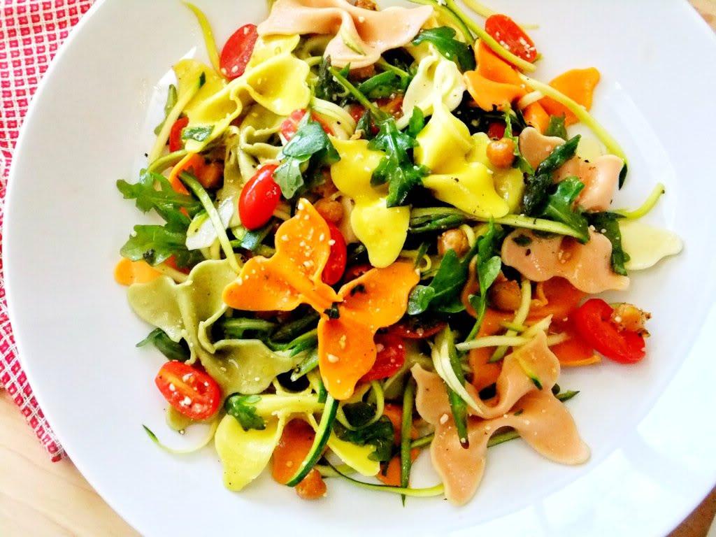 Farfalle Pasta Salad Recipes  Farfalle Pasta Salad to Wel e in Spring Proud Italian Cook