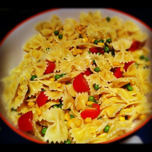Farfalle Pasta Salad  10 Simple Ideas for Salads