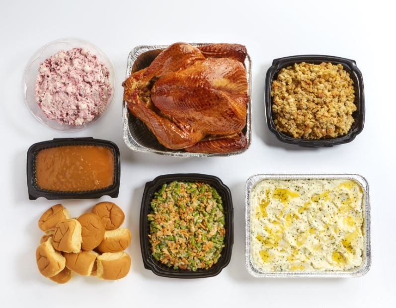 Festival Foods Thanksgiving Dinners  Heat & Eat Thanksgiving Dinner from the Festival Foods