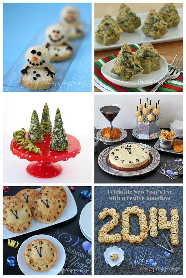 Festive Christmas Appetizers  Skillet Dip Snowman Christmas Appetizer Hot Chicken Dip