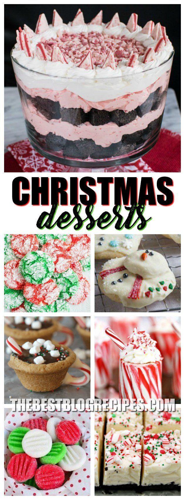 Festive Christmas Desserts  Best 25 Traditional christmas desserts ideas on Pinterest