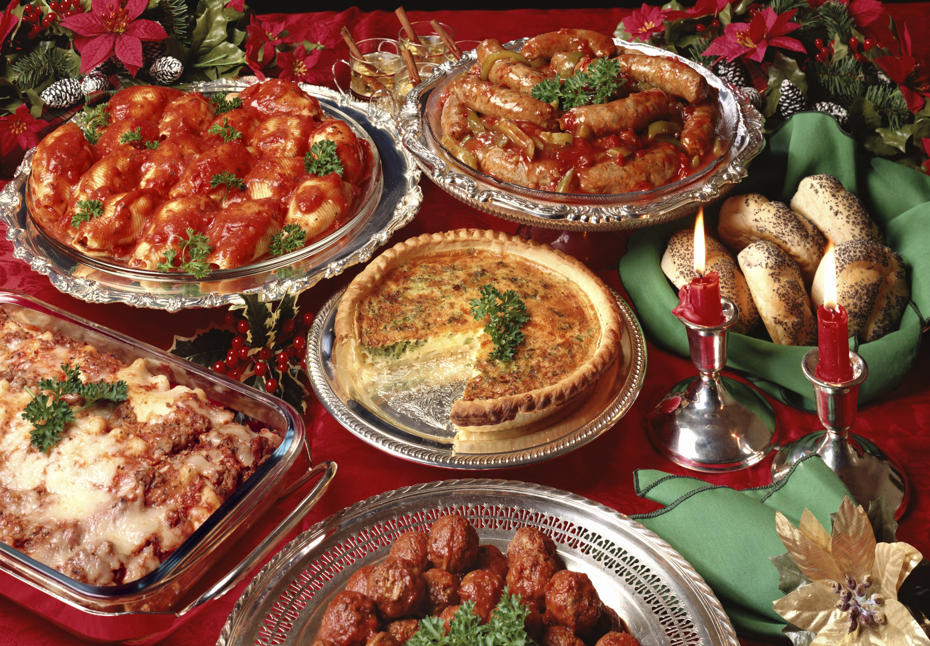 Food For Christmas Dinner  7 Tips to Get Through the Holidays without Overeating