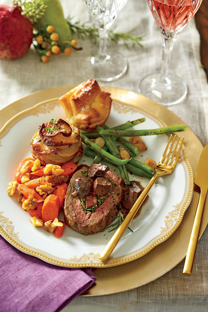 Food For Christmas Dinner  Christmas Dinner Menus Perfect for Your Party Southern
