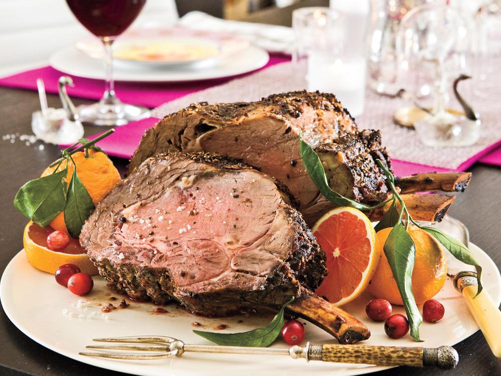 Food For Christmas Dinner  Traditional Christmas Dinner Menus & Recipes