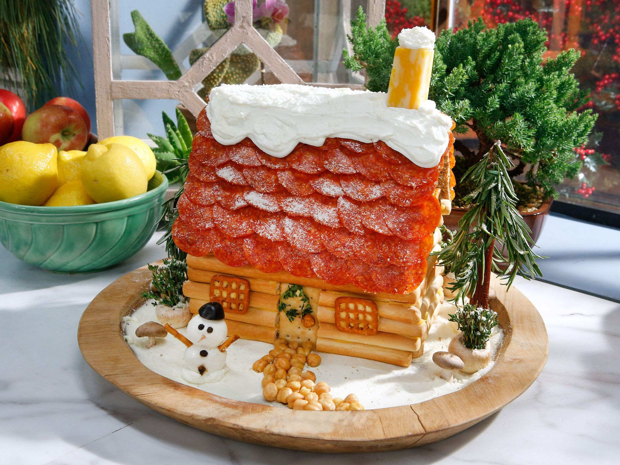 Food Network Christmas Appetizers  Pass the Cheese and Cracker House