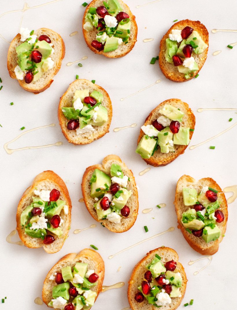 Food Network Christmas Appetizers  10 Best Holiday Party Appetizers Camille Styles