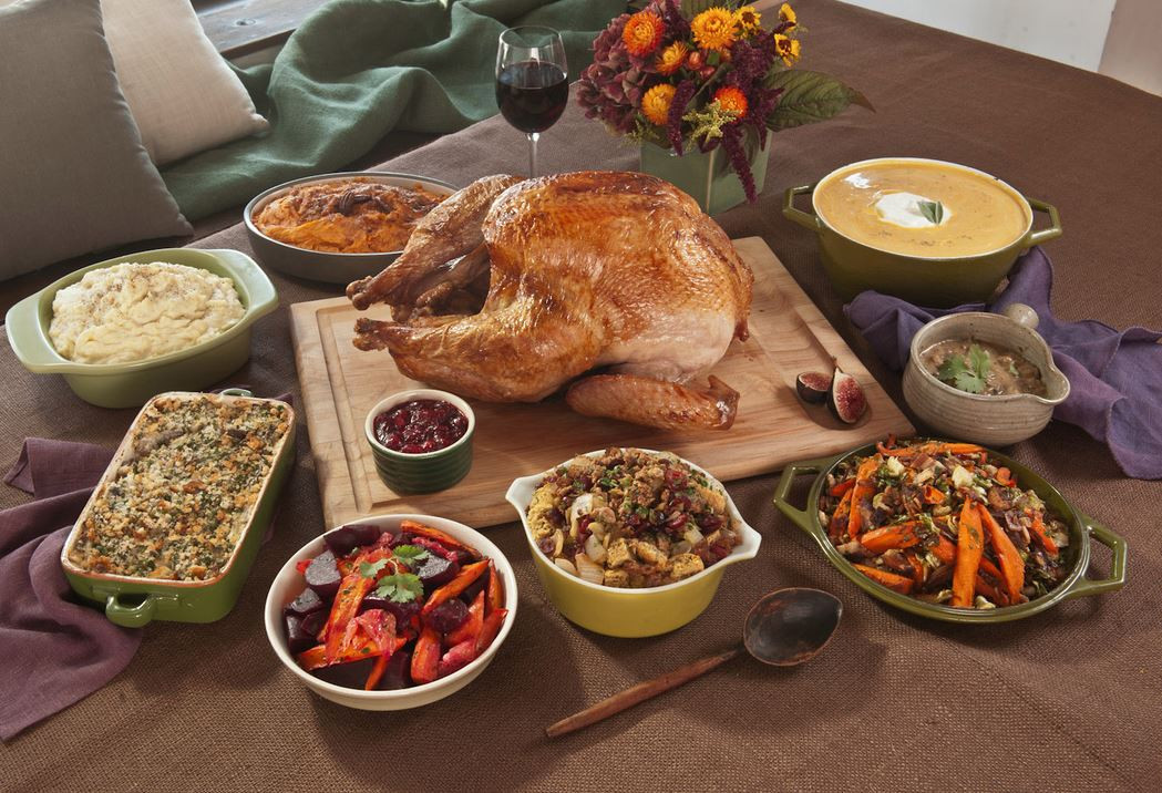 Free Thanksgiving Dinner  Things to do in San Francisco This Friday Saturday and