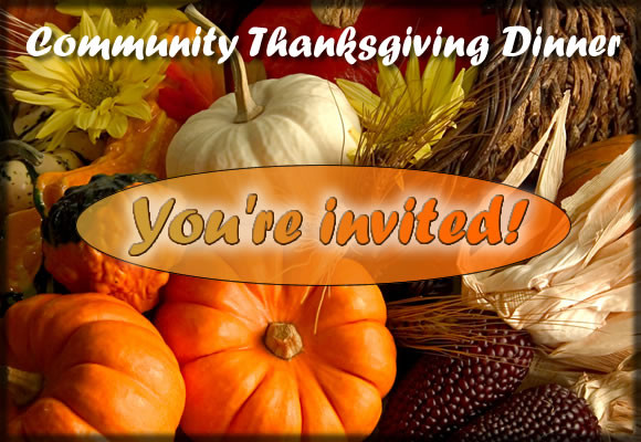Free Thanksgiving Dinner  Free Thanksgiving Dinners in Washington County with links