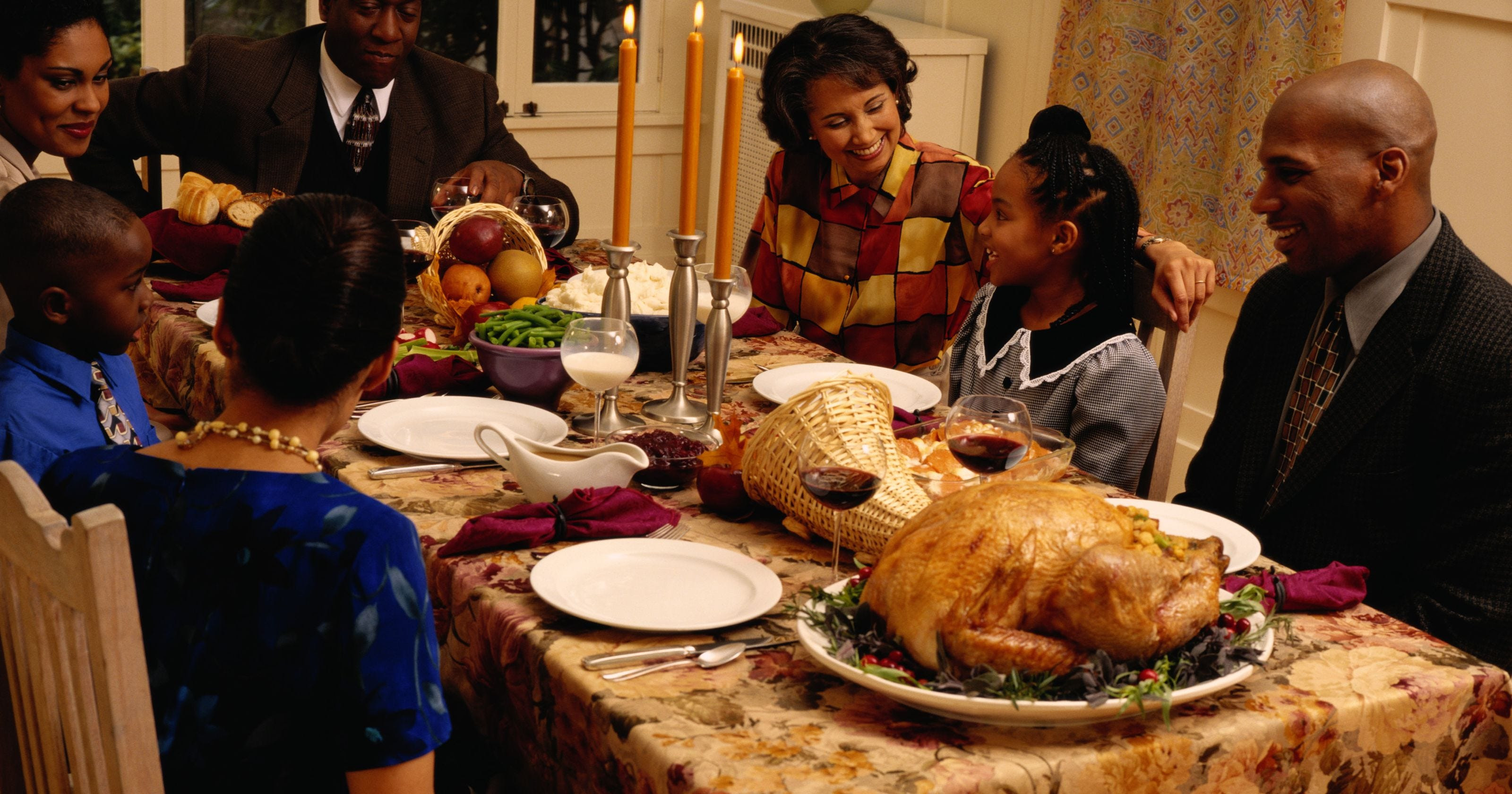 Free Thanksgiving Dinner  Adult son ditching family Thanksgiving dinner this year