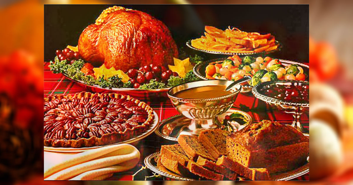 Free Thanksgiving Dinner  Free munity Thanksgiving dinner in Queen City