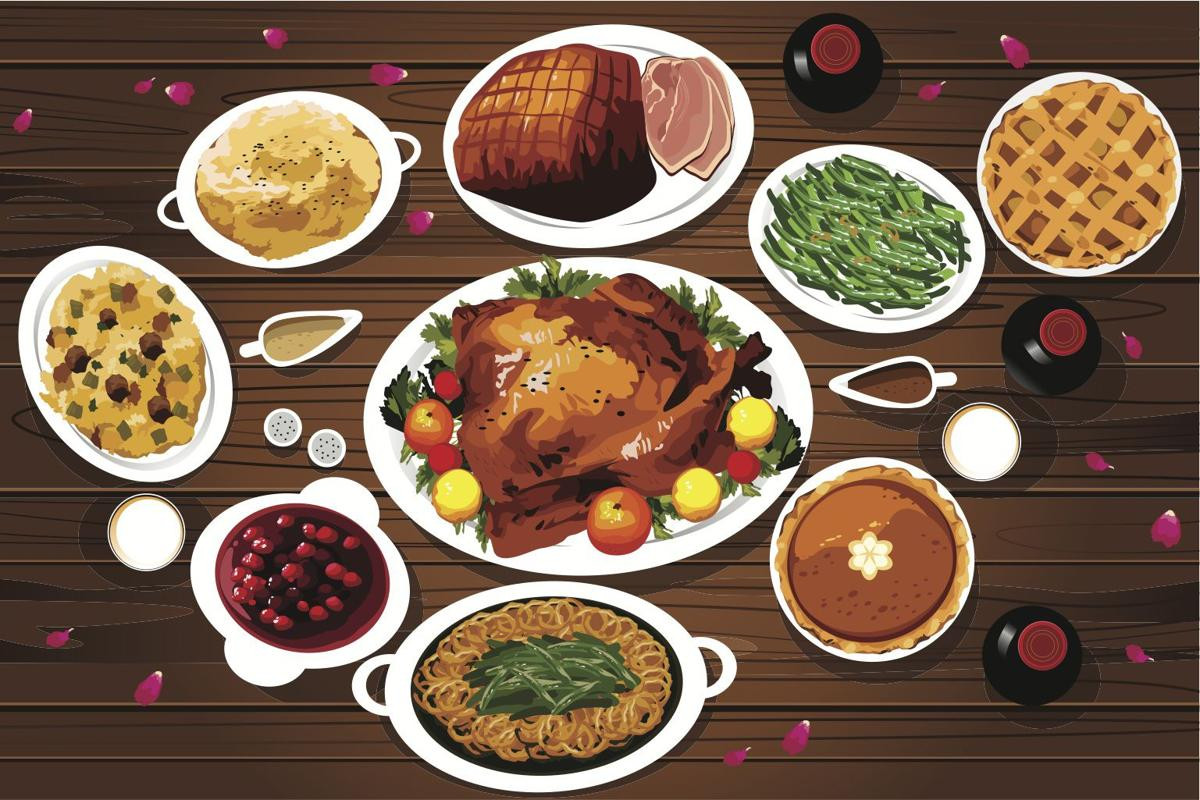 Free Thanksgiving Dinner  First Reformed Church to offer free Thanksgiving meal
