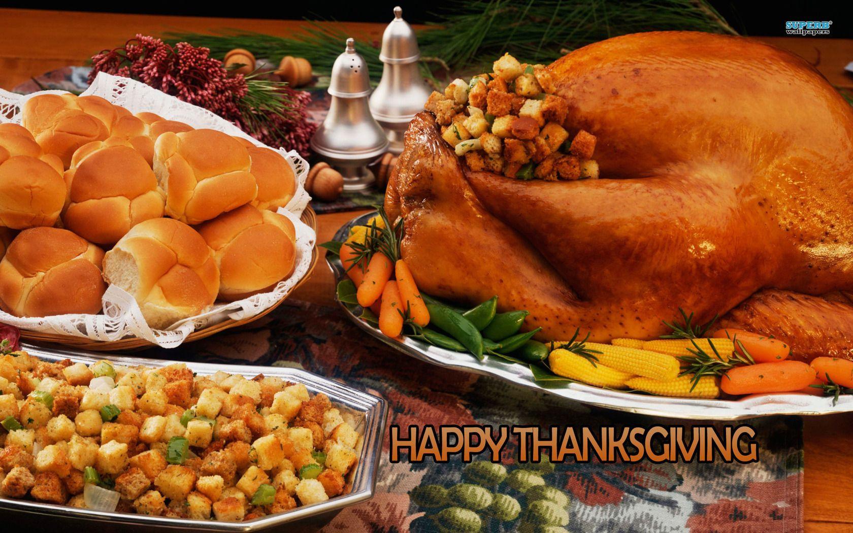 Free Thanksgiving Dinner  Thanksgiving Wallpapers for Desktop