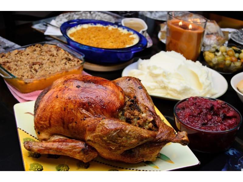 Free Thanksgiving Dinner  1 000 Free Thanksgiving Dinners Livermore