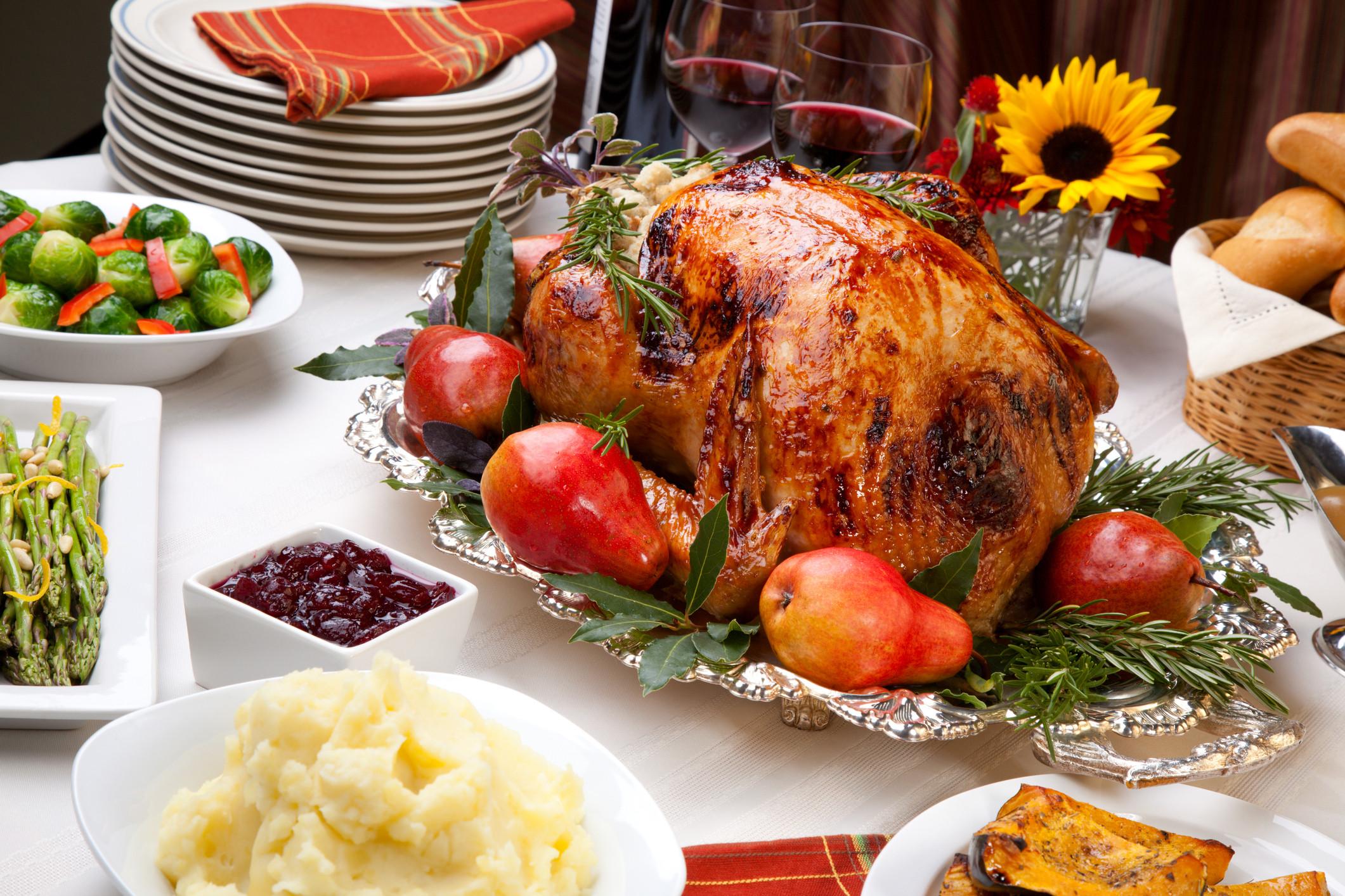 Free Thanksgiving Dinner  Tips For Hosting a Stress Free Thanksgiving Dinner My