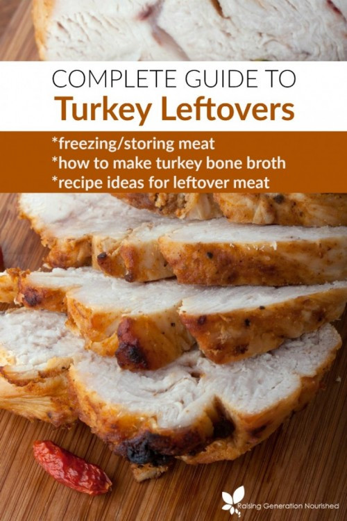 Freezing Thanksgiving Leftovers  plete Guide To Turkey Leftovers How To Freeze Store
