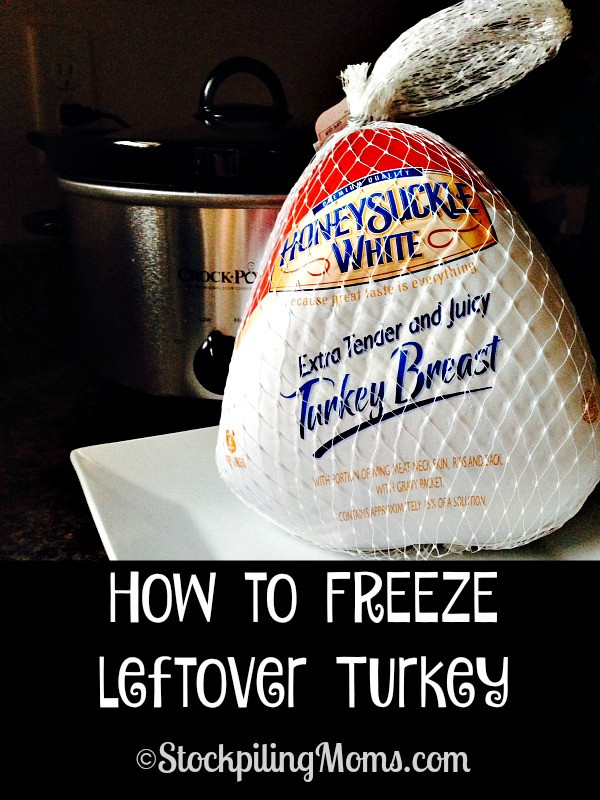 Freezing Thanksgiving Leftovers  Recipes for Left Over Turkey