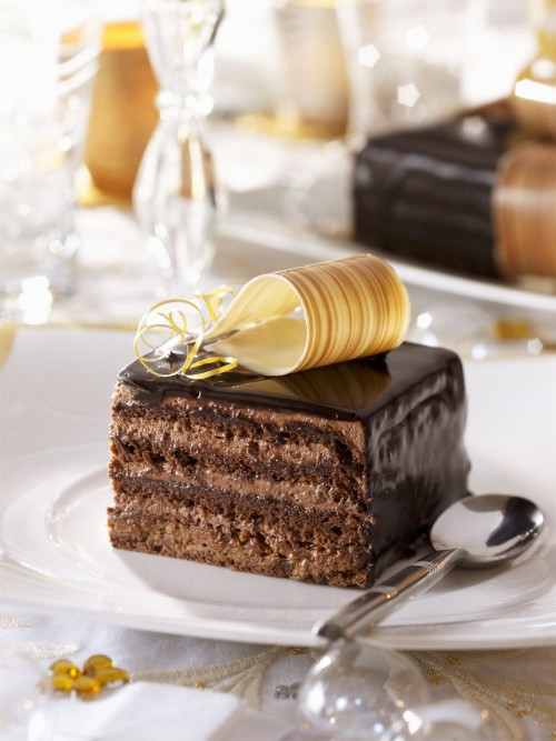 French Christmas Desserts  Fine Dining Lovers If you need an elaborate idea for your
