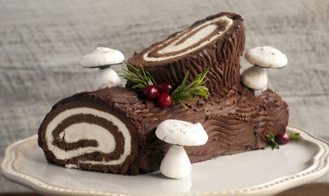 French Christmas Desserts  France Amérique – The Best of French Culture & Art de Vivre
