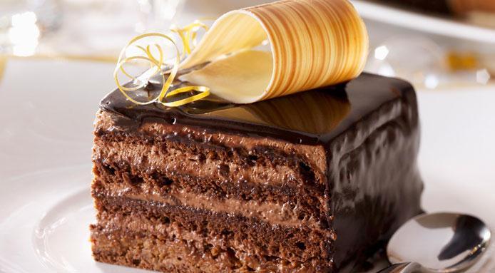 French Christmas Desserts  Christmas Desserts Chocolate Cotillon