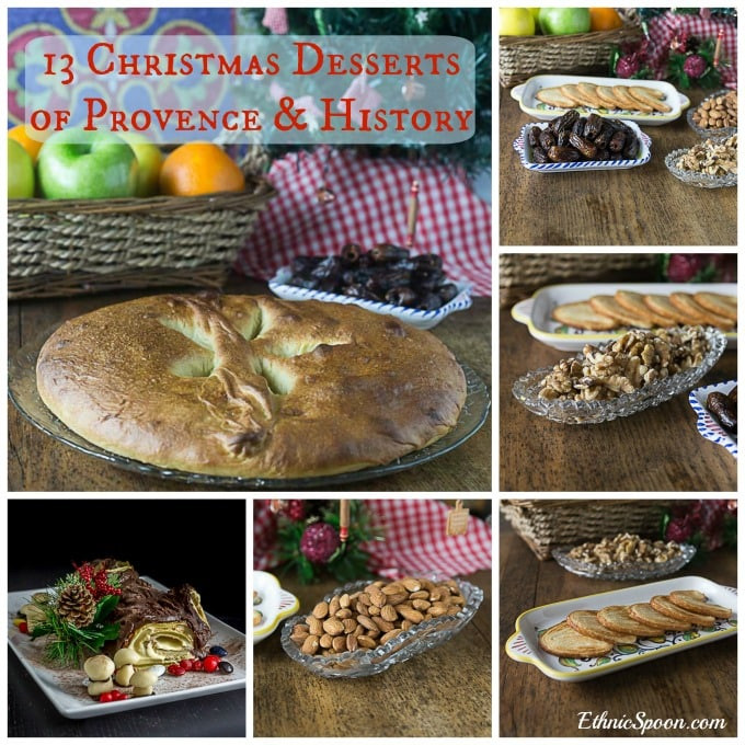 French Christmas Desserts  13 Desserts A French Christmas Tradition Analida s