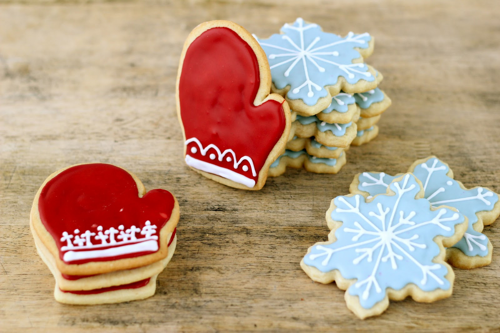 Frosting For Christmas Cookies  Jenny Steffens Hobick Christmas Cookies