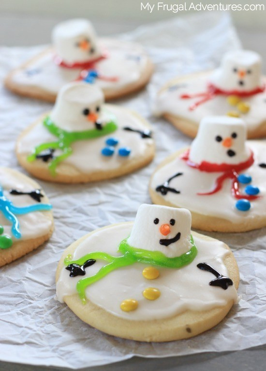 Fun Easy Christmas Cookies  21 Simple Fun and Yummy Christmas Cookies That You Can
