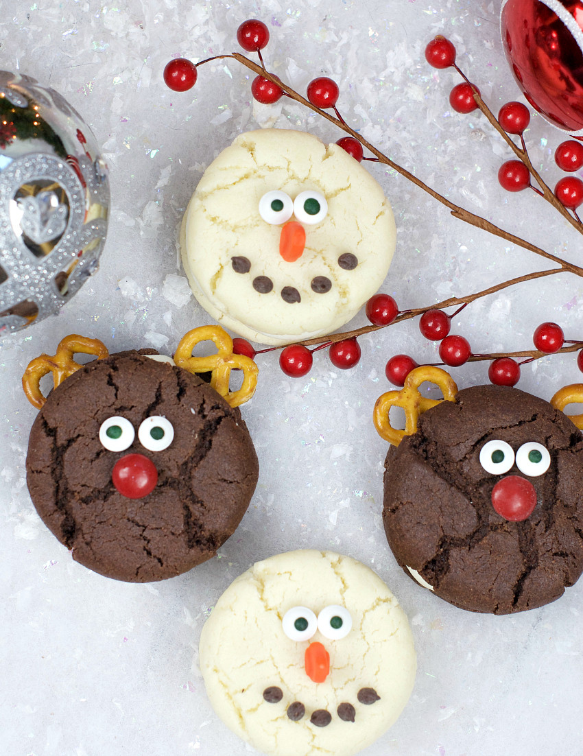Fun Easy Christmas Cookies  25 Fun Christmas Activities for Kids Crazy Little Projects