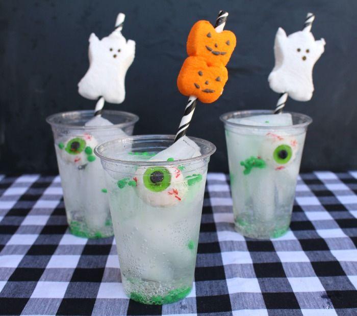 Fun Halloween Drinks Alcohol  Creepy mocktails and other non alcoholic Halloween drinks