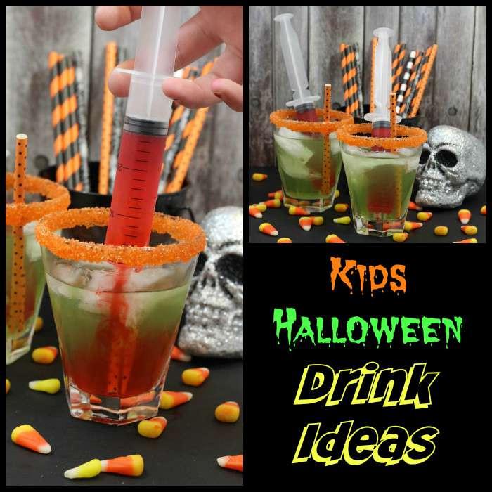 Fun Halloween Drinks  Voodoo Kids Halloween Drink iSaveA2Z