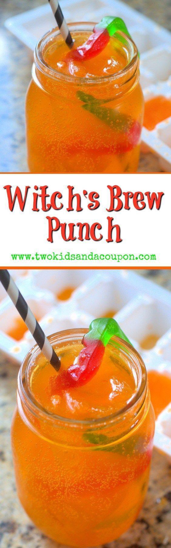Fun Halloween Drinks  Best 25 Halloween party drinks ideas on Pinterest