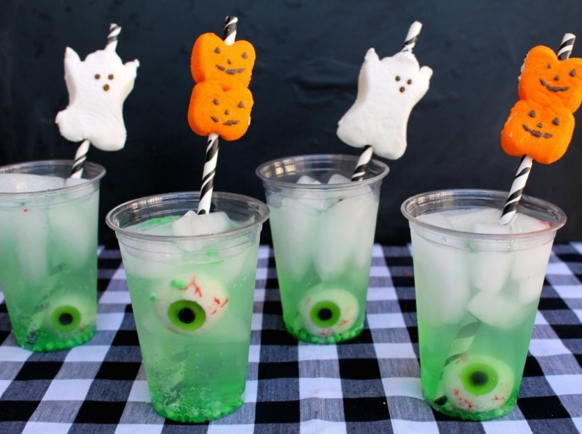 Fun Halloween Drinks  10 Spooky Halloween Drink Recipes to Scare Your Friends