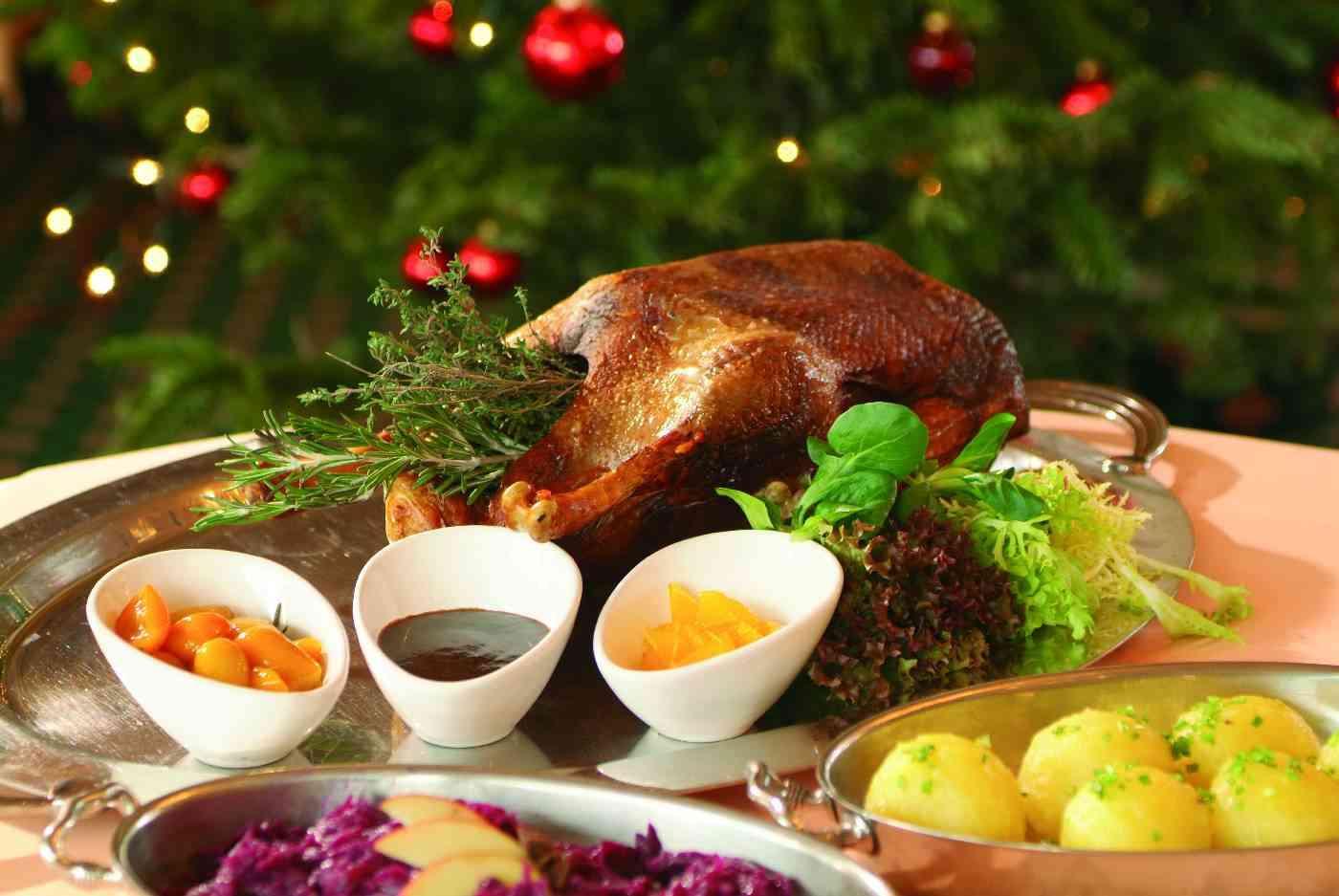 German Christmas Dinner  A Very German Christmas