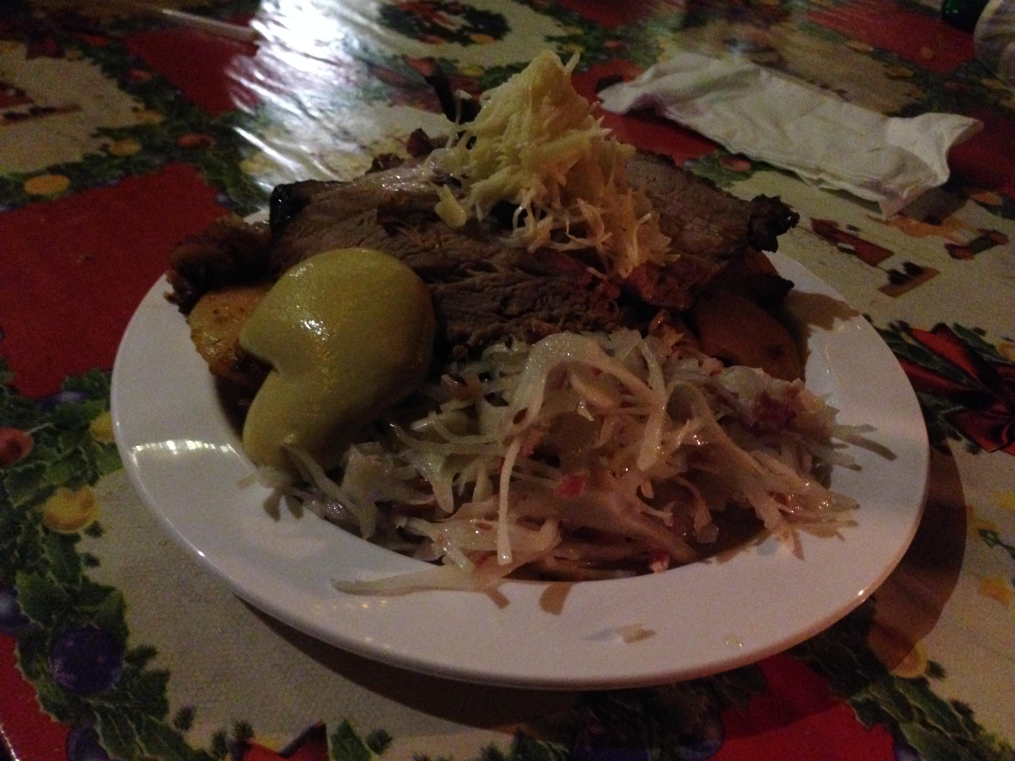German Christmas Dinner  Christmas Markets