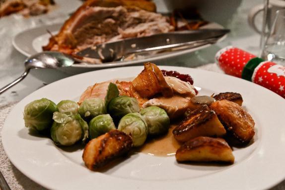 German Christmas Dinner  Traditonal German Christmas Dinner