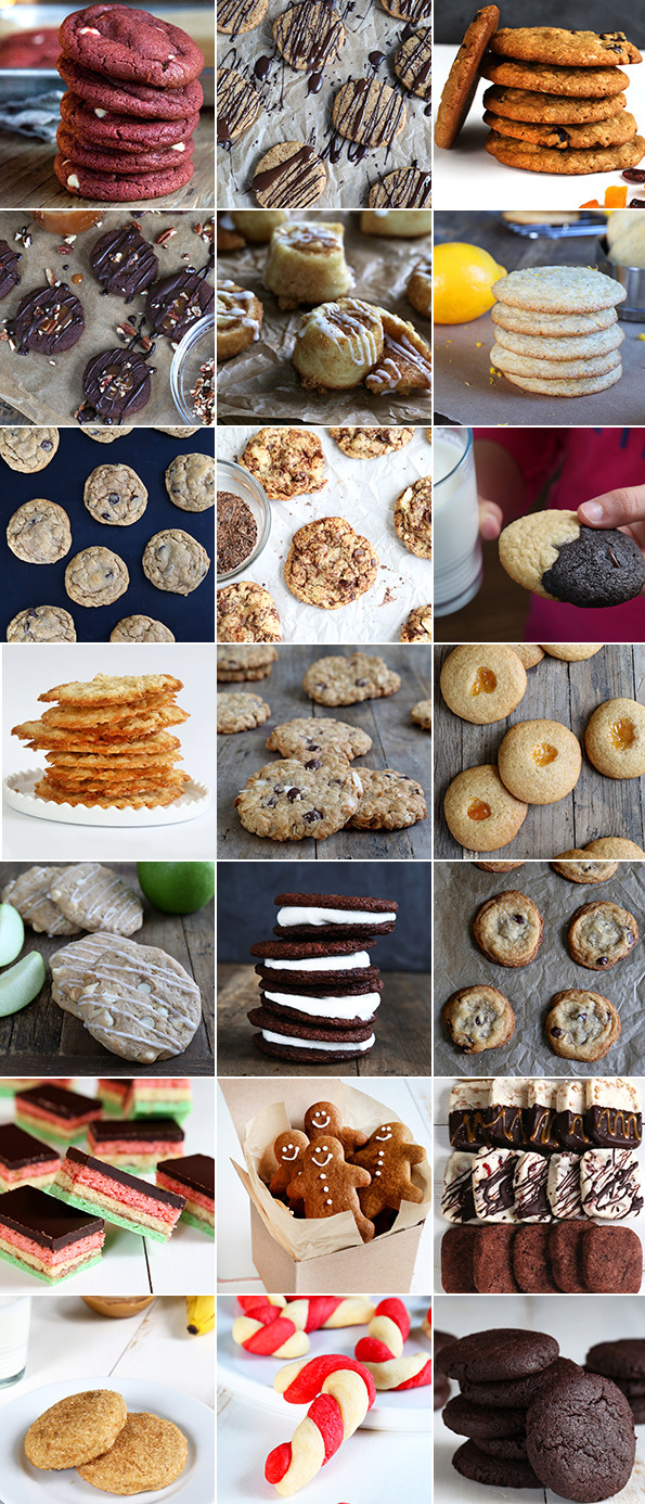 Gf Christmas Cookies  The Very Best Gluten Free Christmas Cookies 2014 edition