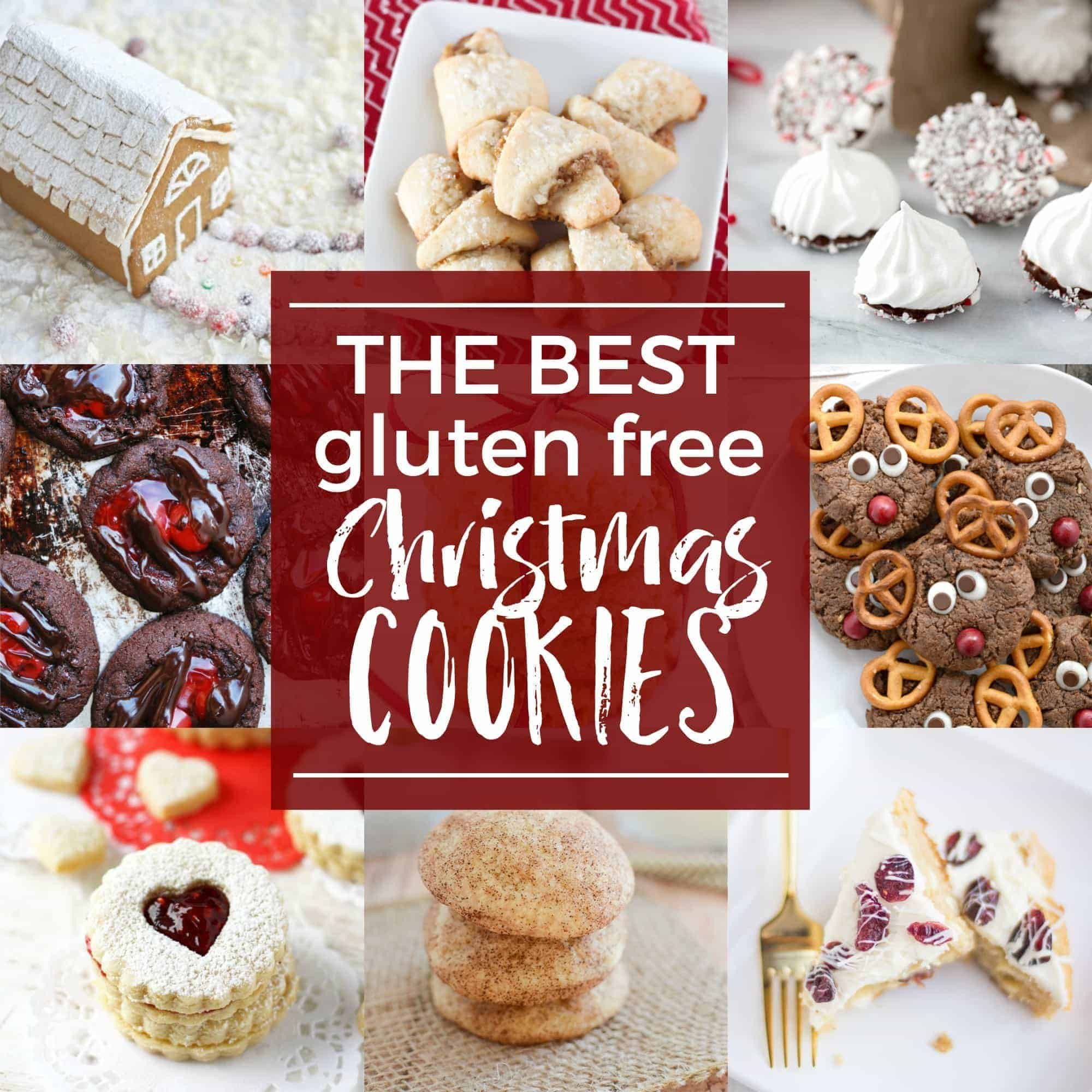 Gluten Free Christmas Cookies  Gluten Free Christmas Cookies What the Fork