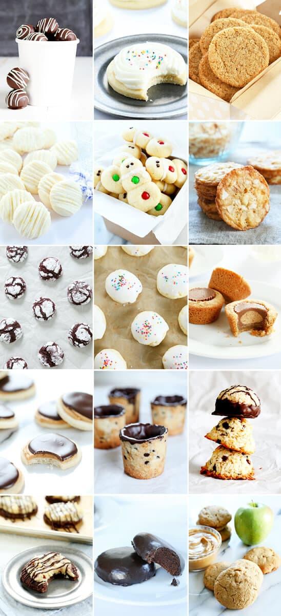 Gluten Free Christmas Cookies  The Very Best Gluten Free Christmas Cookies 2015 Edition