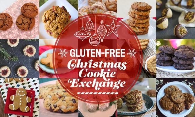 Gluten Free Christmas Cookies  gluten free christmas cookie exchange Sarah Bakes Gluten