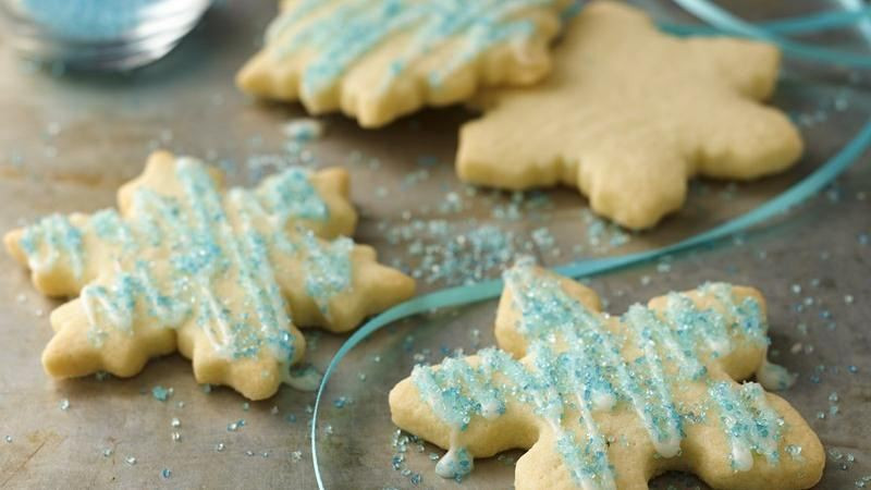 Gluten Free Christmas Cookies  Gluten Free Christmas Sugar Cookies recipe from Betty Crocker