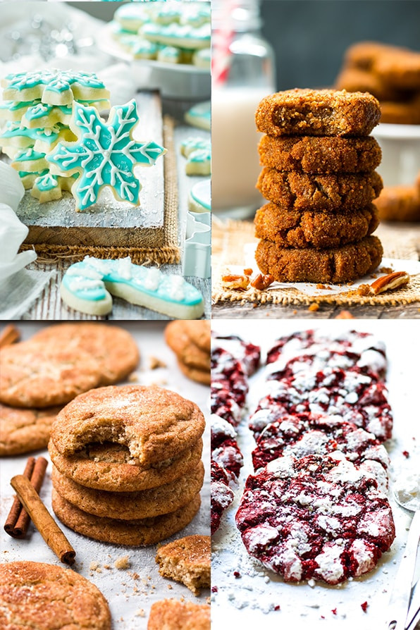 Gluten Free Christmas Cookies  12 Gluten Free Christmas Cookies Evolving Table
