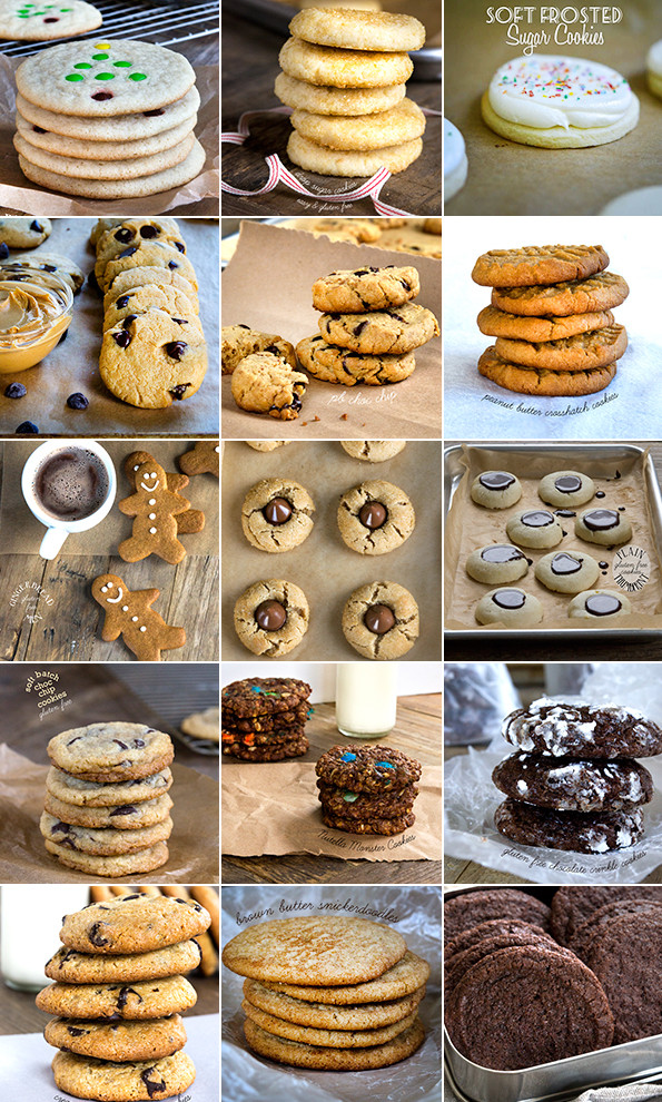 Gluten Free Christmas Cookies  The Very Best Gluten Free Christmas Cookies 2013 edition