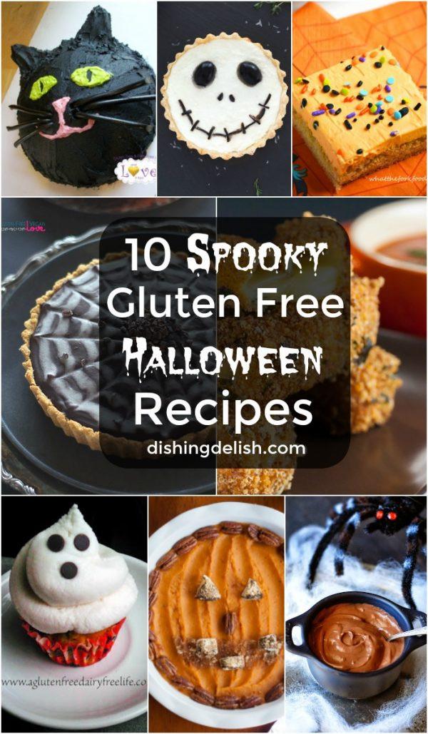 Gluten Free Halloween Recipes  10 Spooky Gluten Free Halloween Recipes Dishing Delish
