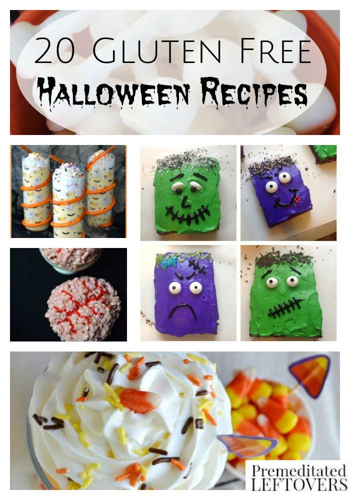 Gluten Free Halloween Recipes  20 Gluten Free Halloween Recipes